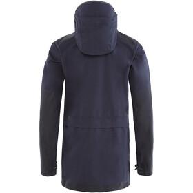 Klättermusen Midgard Shell Jacket Dame storm blue